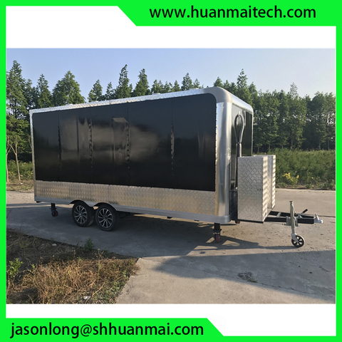 Food Truck Concession Trailer Mobile Kitchen Catering Trailer Pakistan