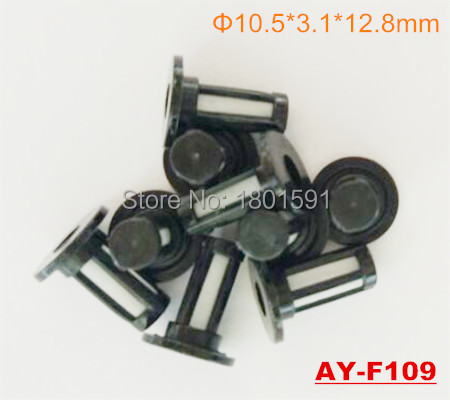 free shipping 500pieces fuel injector micro filter used for honda civic 1.6L 1996-2000 (AY-F109)free shipping 500pieces fuel injector micro filter used for honda civic 1.6L 1996-2000 (AY-F109)