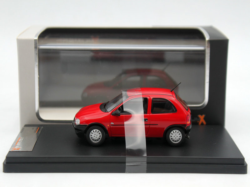 Premium X 1:43 Opel Corsa 1994 Red PRD427 Limited Edition Collection Resin Car Toys Models ixo premium x 1 43 stutz blackhawk coupe 1971 red prd002 limited edition collection resin auto models