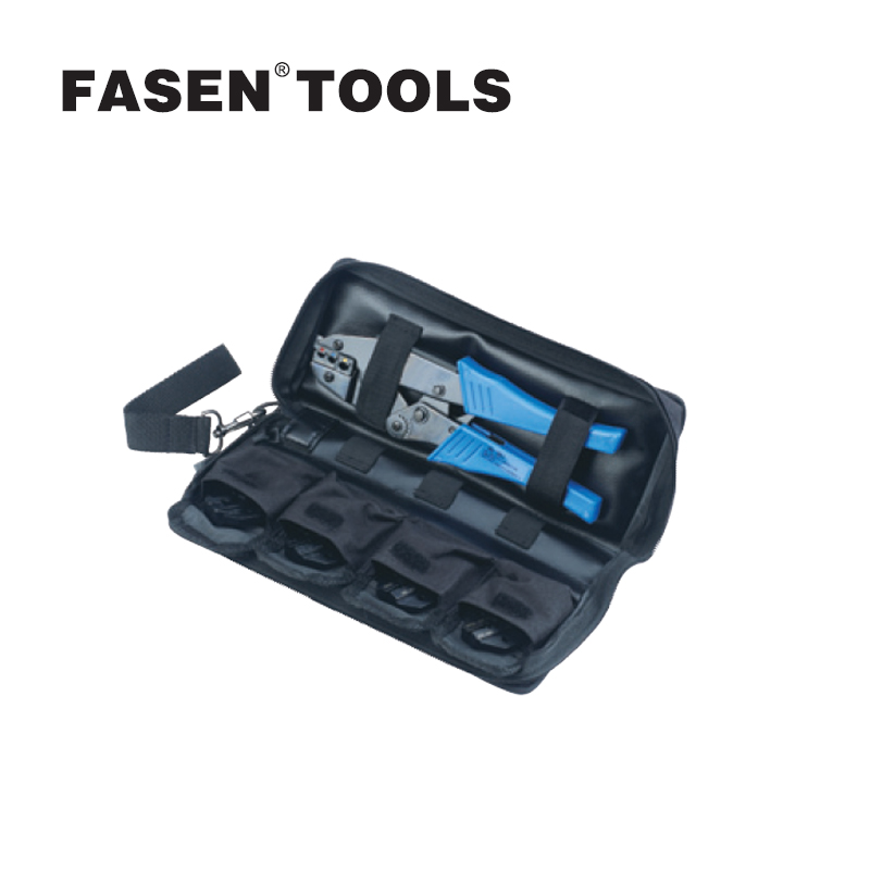 FASEN TOOLS FSK-30JN CRIMPING mini combination tools crimping plier 1.0-6mm2+screwdriver+ Pressure line module стоимость