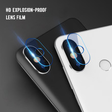 2PCS Back Camera Lens Full Tempered Glass For Xiaomi Mi 8 SE A1 5X 8 A2 Lite 6X A2 Max 3 Mix 3 2 2S Pocophone F1 Camera Film(China)