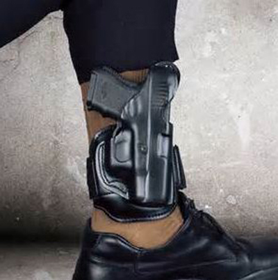 ar15 accessories Tactical Pistol Holster Airsoft Right Leg px4 ankle pouch for hunting Black