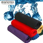 Newest Creative Cold Towel Exercise Sweat Summer Ice Towel 30*90cm Sports Ice Cool Towel PVA Hypothermia Cooling Towel