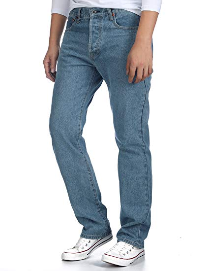 Relax Style Jeans Luxury Denim Trousers Prevalent Britches Slim Straight Pants