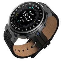 Nova I6 Telefone Do Relógio Inteligente Câmera de 5MP 2 GB de Ram 16 GB Rom MTK6580 Android Bluetooth GPS WiFi 3G Telefone Smartwatch Para Android e IOS