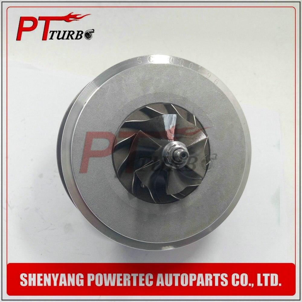 Turbocharger turbine cartridge GT1749V core assembly CHRA for Citroen C4 C5 II / Peugeot 307 308 407 607 2.0 HDI 136HP - 753556 peugeot 307 1 6 hdi