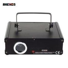 SHEHDS 1000mW RGB wzór skanowania laserowego światła DMX DIP animacja skanowania projektor dyskoteka DJ pokaż wiązki ruchu Ray...