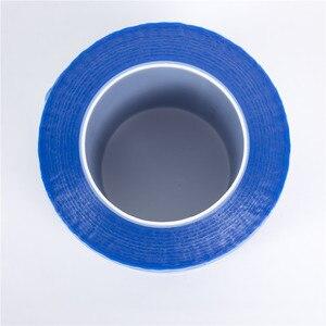 Image 3 - Cor azul do filme descartável da barreira da superfície da tatuagem da caixa de emalla microblading 1 para accesorios permanentes da tatuagem da composição acessórios