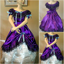 On sale SC-441 Victorian Gothic Civil War Southern Belle Ball Gown Dress  Halloween dresses Sz US 6-26 XS-6XL c4d6a0f4ffc7