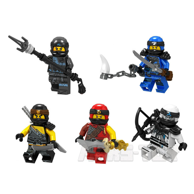 ninjago lego figures 2018 moive set dragon Lloyd (1)