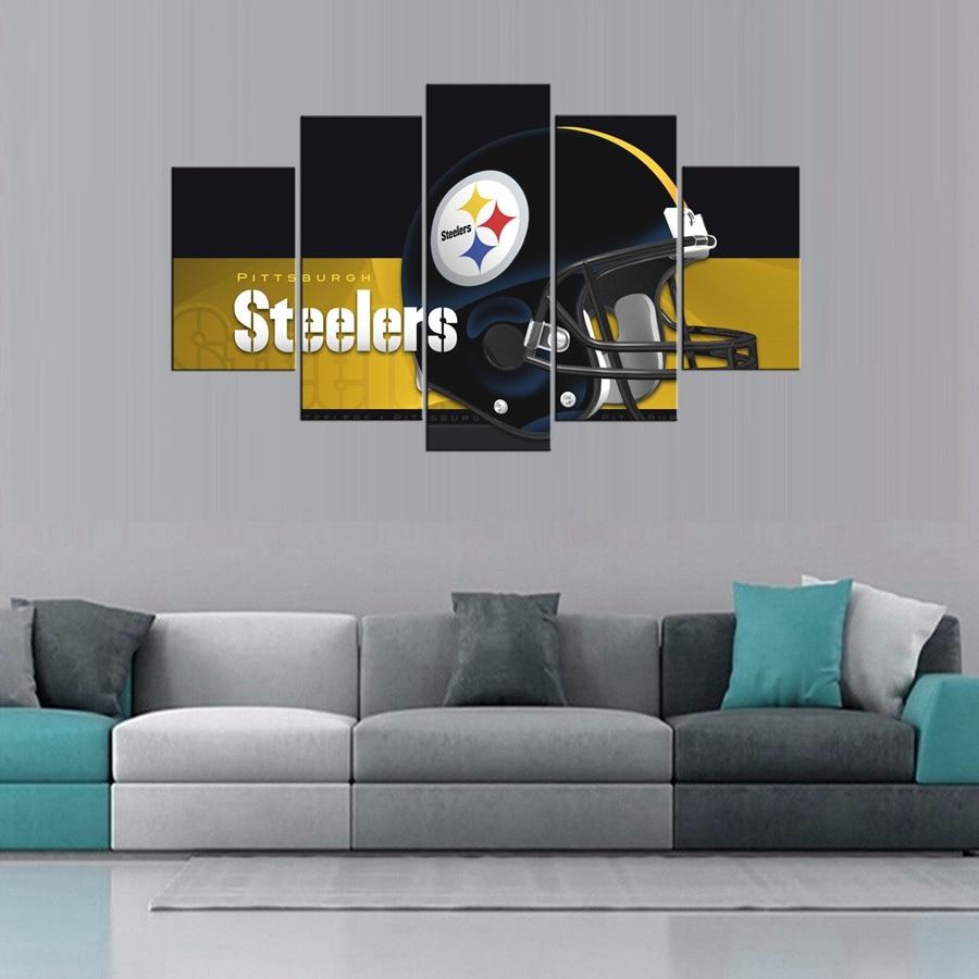 Steelers Bedroom Pittsburgh Steeler Logo Promotion Shop For Promotional Pittsburgh