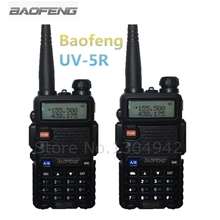 De $ number PCS BaoFeng UV-5R Walkie Talkie 10 km Radio Portátil CB Radio UV5R Baofeng UV 5R Walkie Talkie Radio Handheld de la Caza transceptor