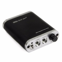 Pouco Dot LME49710HA MKI MK1 + Portable Headphone Amplifier Mini Amp LME49600TS Selo Ouro Versão Nova Chegada