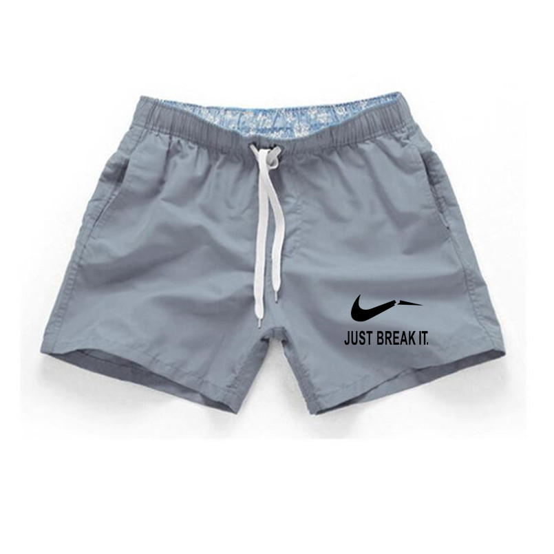 2018 Summer Men's Quick Dry Shorts 2018 Casual Men Beach Shorts Breathable Trouser Male Shorts Brand Clothing Plus Size S-XXXL