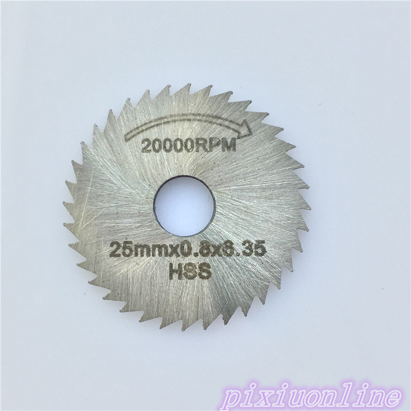 1pc J243Y Mini Saw Blade Suit And Connect Rod Multi Size Round Saw Web Small DIY Saw Tools High Quality On Sale