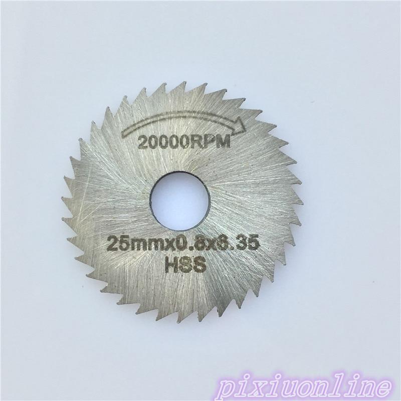 1pc J243Y Mini Saw Blade Suit y Connect Rod Multi Size Round Saw Web Small DIY Saw Tools Alta calidad a la venta