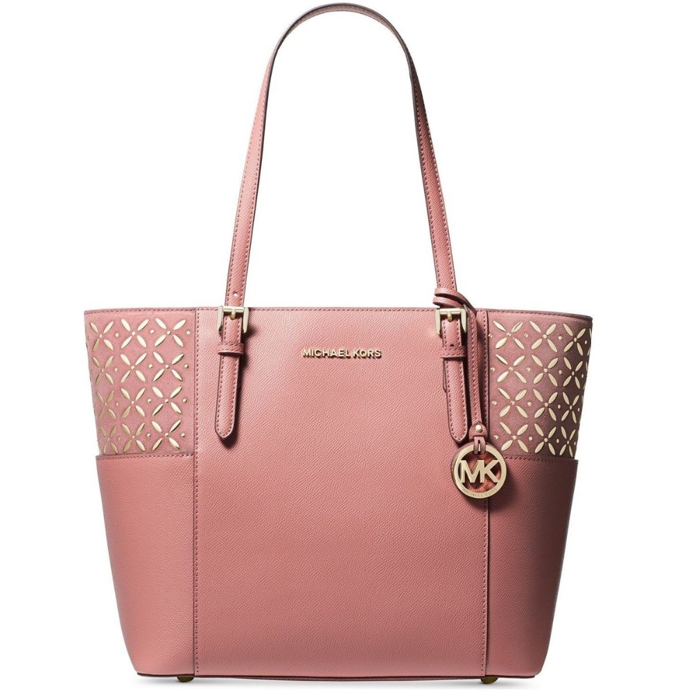 Michael Kors Jet Set Travel Tote (Rose/Gold) Luxury Handbags For Women Bags  Designer by MK-in Top-Handle Bags from Luggage & Bags on Aliexpress.com ...