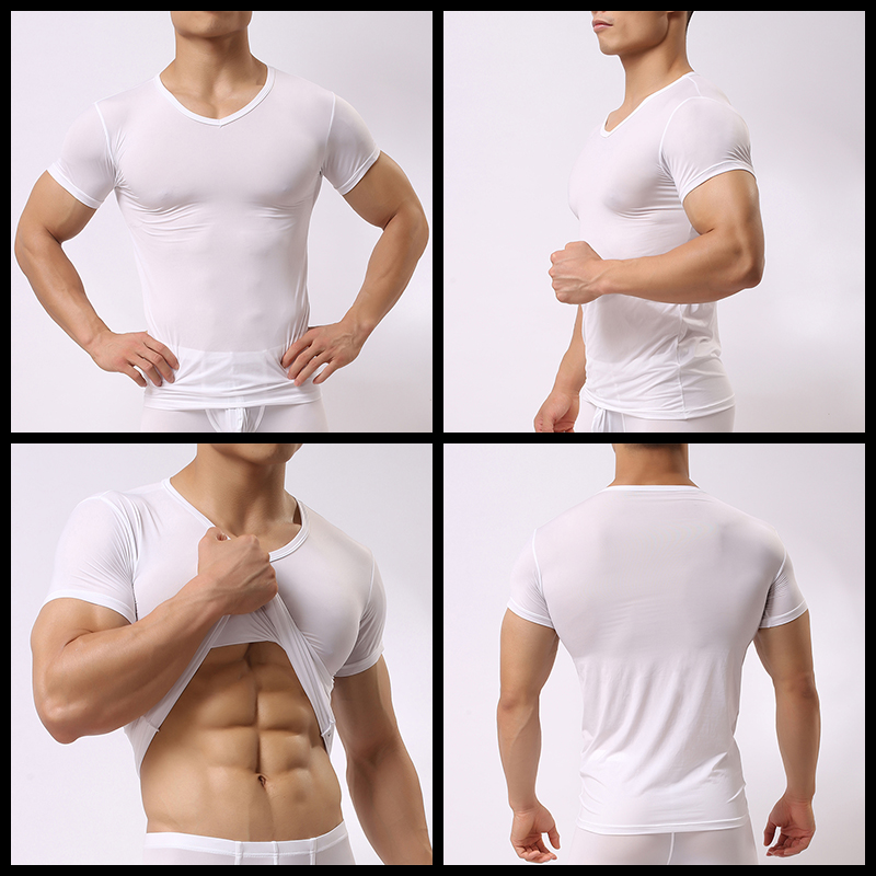 Men's Skinny Undershirt