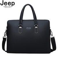 BULUOJEEP Famous Brand Famous Brand Shoulder Messenger Bags Causal Handbag Fashion Men Leather Bag Travel Laptop 1826 2