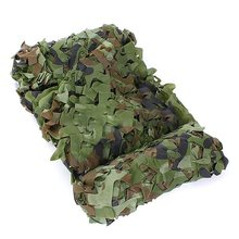 5M x 1.5M Outdoor Sun Shelter Net CAMOUFLAGE