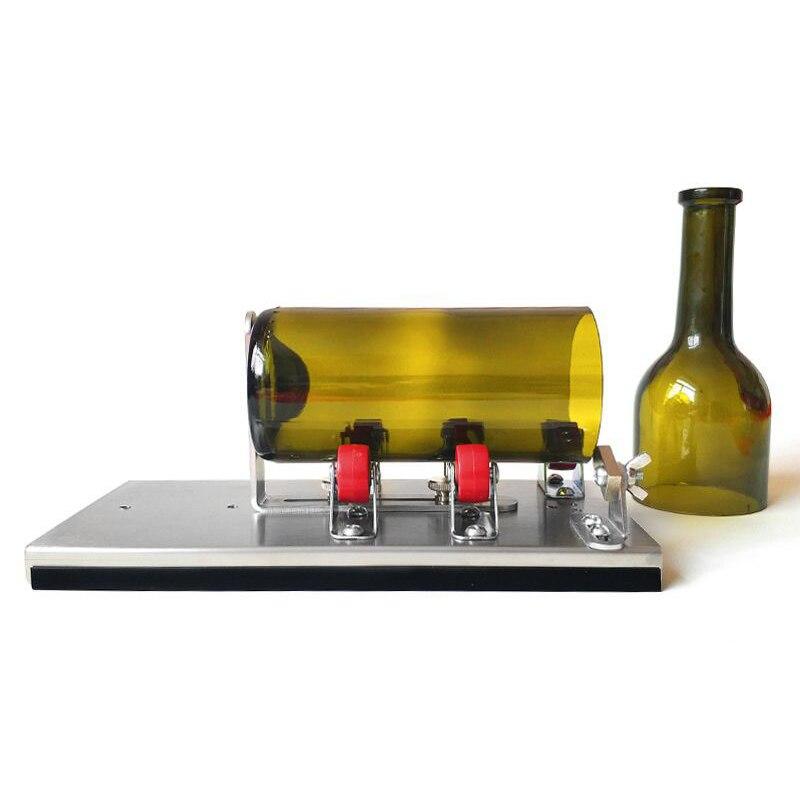 In Acciaio Inox Bottiglia di Vetro Taglierina Spessore di Taglio 2 millimetri-12mm per Una Migliore di Controllo di Taglio In Lega di Alluminio Creare di Vetro sculture