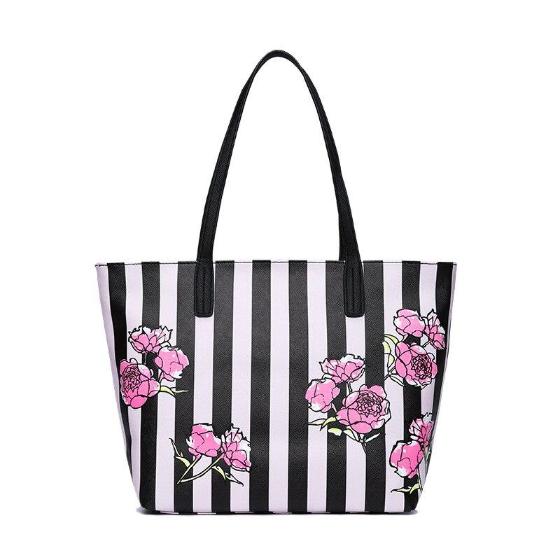 Женщин против любовь розовый девочка сумка Бизнес Сумки Виктория пляжная сумка большой секрет сумки емкость