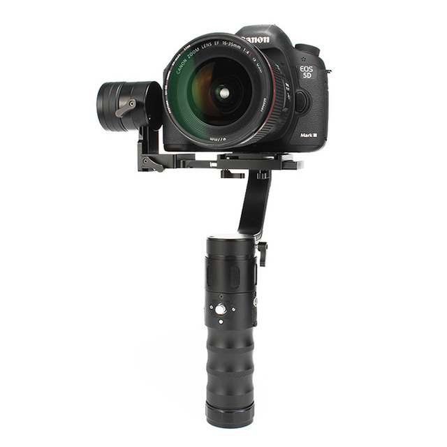 Espectador ec1 $ number bits de $ number ejes cámara gimbal estabilizador de mano 360 grados para a7s canon 6d/5d/7d mirrorless y19436