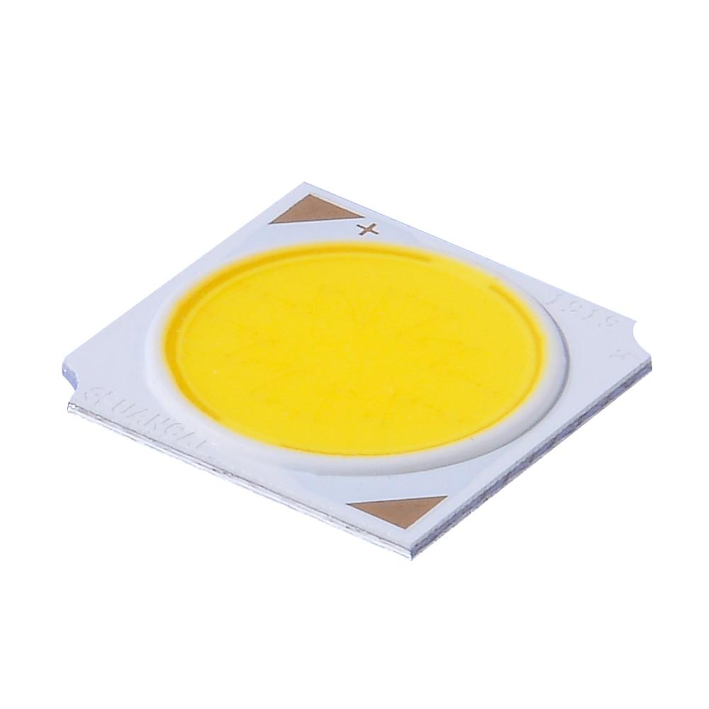 COB LED 19x19 Light-emitting Diode Bridgelux Chip Ra>90 36V 10W 15W 20W 50W High Brightness Led Cob DIY Led Bulb Led Track Light