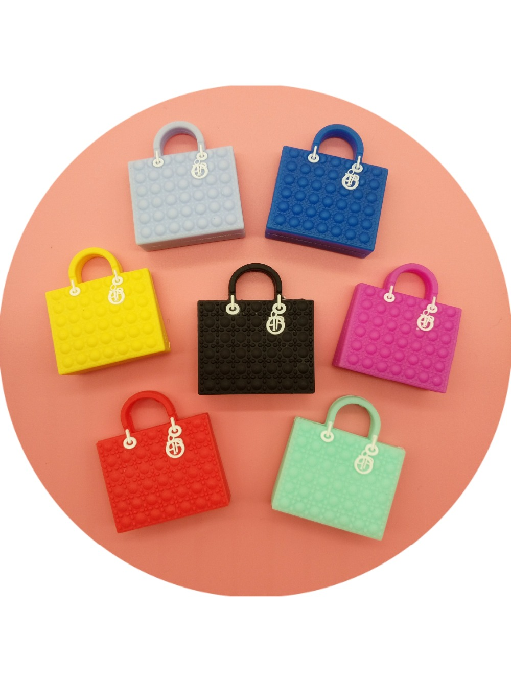 1PCS Cute Blyth Doll Bag Suitable For Barbi Pullip Momoko Azone BJD 1/6 Doll's Handbag Accessories Toy