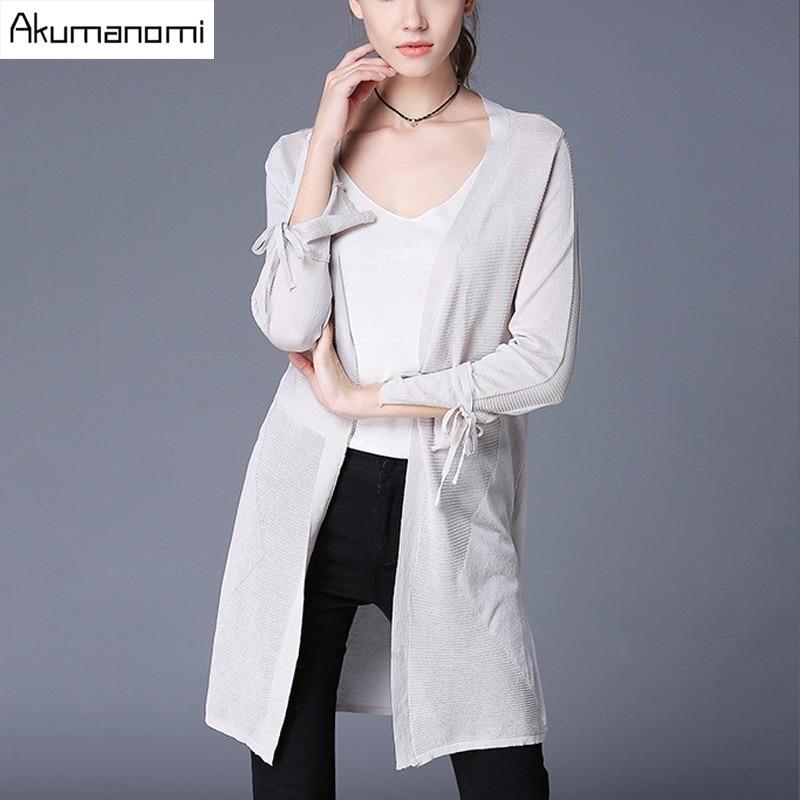 Cardigans Drop Shipping Gray Cardigan Lace Up Open Stitch Cuff Women Sweater Casual Crochet Poncho Coat Women Plus Size 5XL 4XL