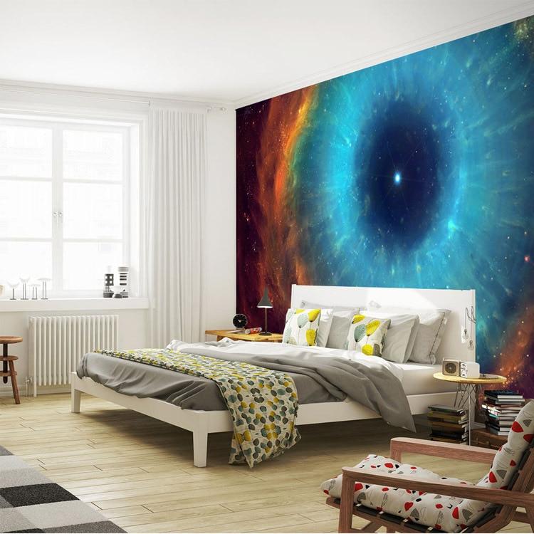 Aliexpress.com : Buy Fascinating galaxy Wall Mural Eye nebula ...