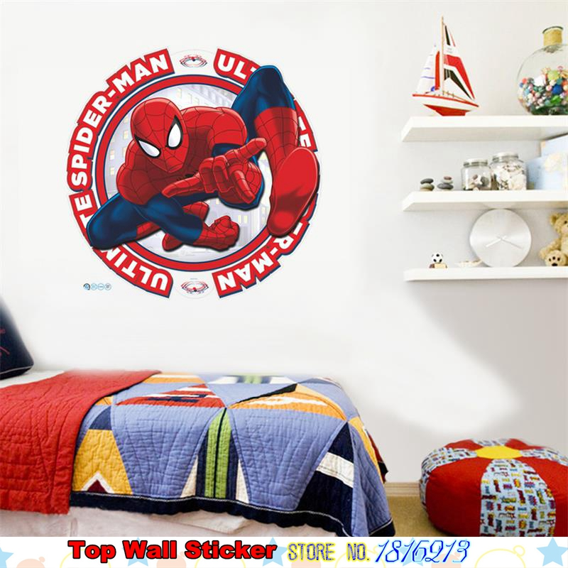 Spiderman Wall Decor online buy wholesale spiderman wall decor from china spiderman