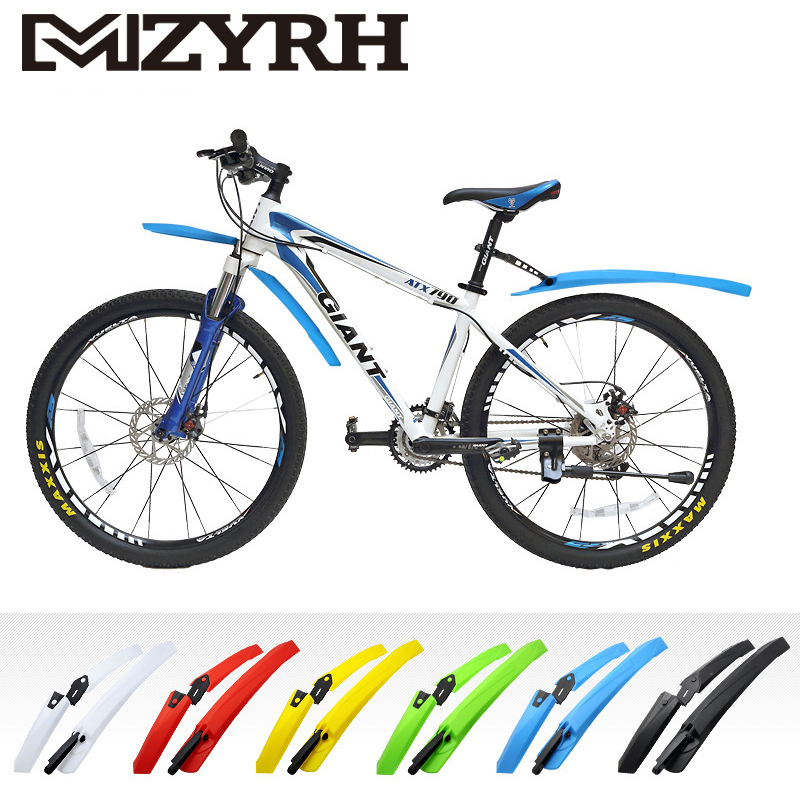Bicycle Accessories front//rear mud guards mud set mountain bike tire fenders