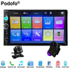 Podofo Car Audio 7 2DIN Autoradio Stereo Touch Screen Auto Radio Video MP5 Player Support Bluetooth