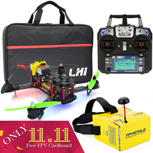 RC RTF Carbon Fiber FPV Quadcopter Drone for QAV250 Frame2204