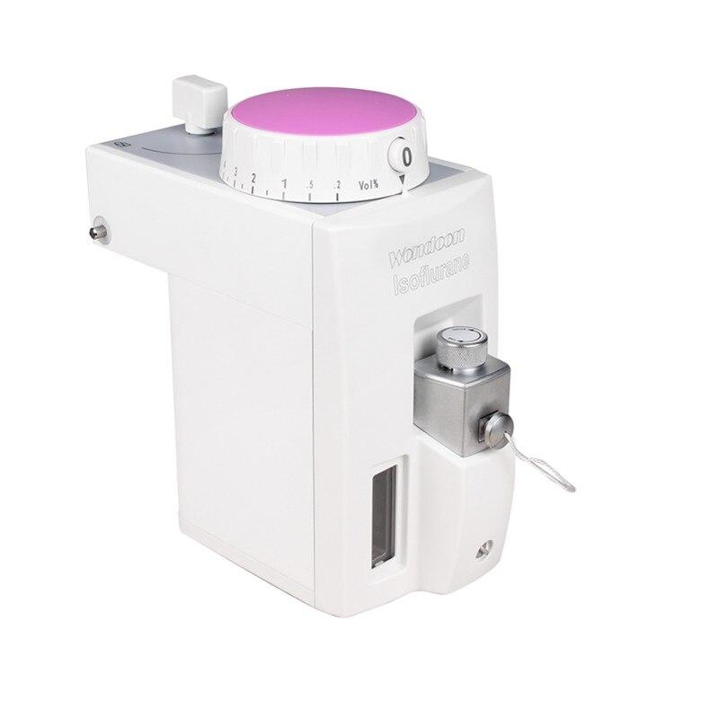 Wondcon máquina de anestesia veterinária isoflurane vaporizador