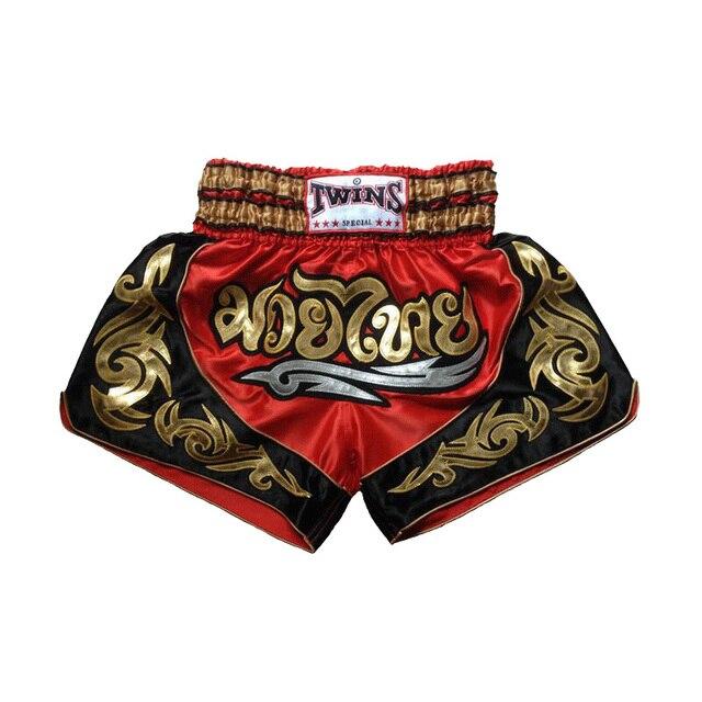 Malle de boxe short mma muay thai mma short de combat XS-4XL pour homme femme