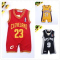 Laker Basketball Baby Sport Rompers Baby Boys Rompers Baby Boys Clothes Newborn  Jumpsuit For Infant Boys Clothing Baby Costumes