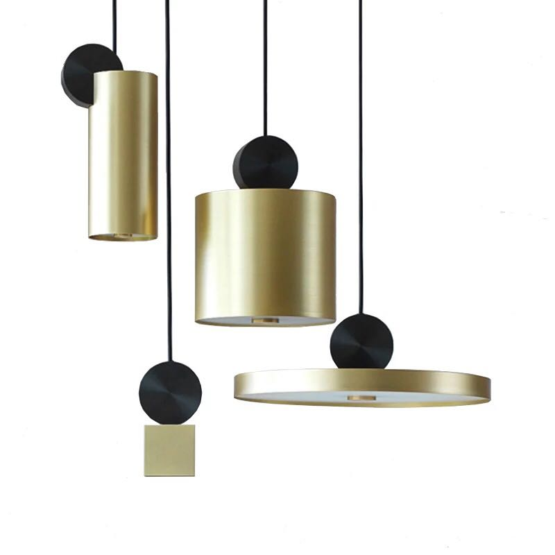 Modern Pendant Lights Black Glass Ball Pendant Lamp Long Line Hanging Lamp For Kitchen Living Room Nordic Globe Light Fixtures - 5