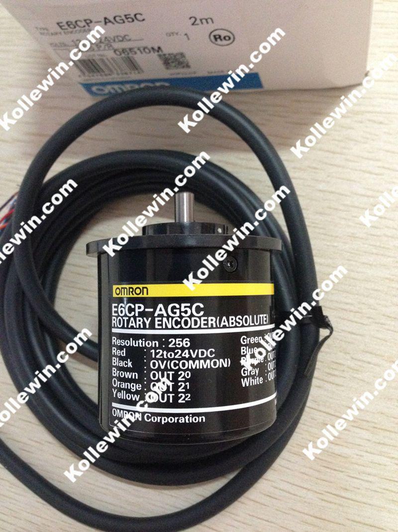 Free shipping encoder E6CP-AG5C 1024P/R NewFree shipping encoder E6CP-AG5C 1024P/R New