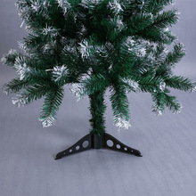 120cm Artificial Snowflake Christmas Plastic Tree