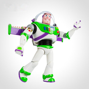 Image 2 - Disney Toy Story 4 Pixar Buzz Lightyear Woody Forky Alien jessie Action figure Anime toy story Toys For Children Birthday Gift