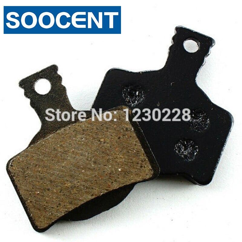6 Pairs Semi Metallic Bicycle Disc Brake Pads for Magura MT8 MT6 MT4 MT2