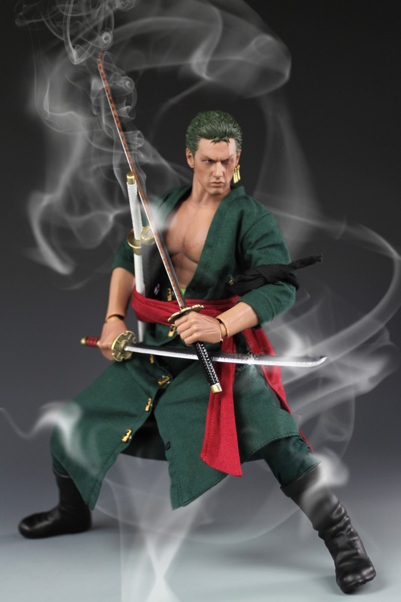 1/6 scale figure doll ONE PIECE Roronoa Zoro World first swordsman 12 action figures doll Collectible figure Plastic Model Toys werkel