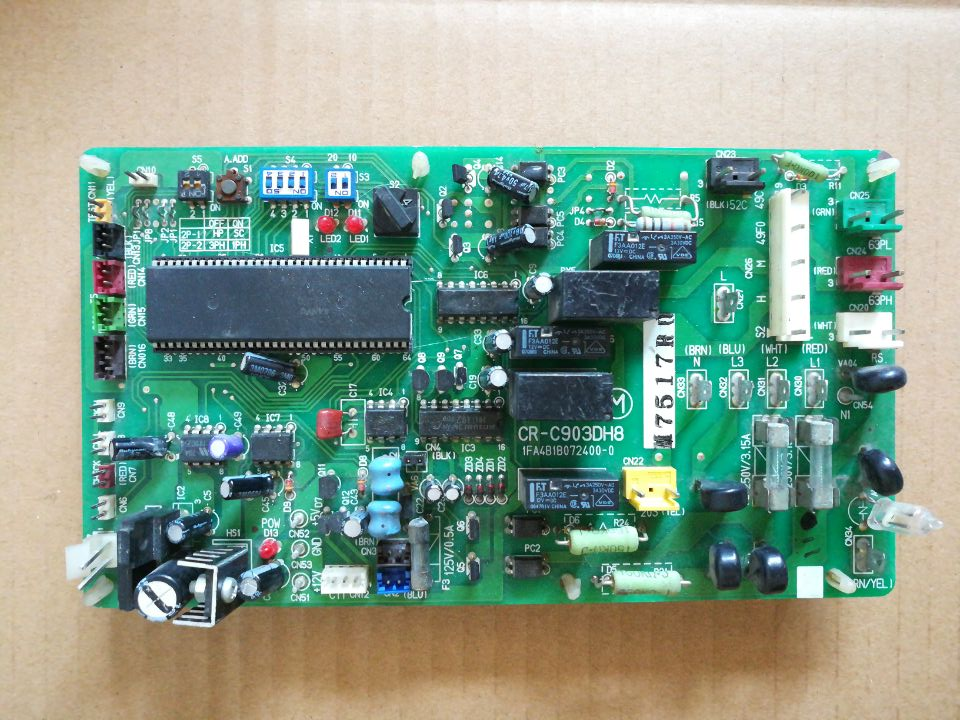 CR-C903DH8 1FA4B1B072400-0 USED Good Working