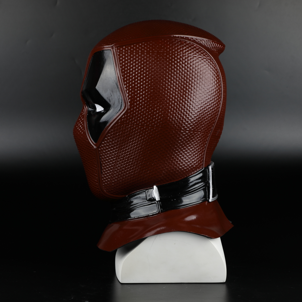 2018 New Moive Deadpool 2 Mask Breathable PVC Full Face Mask Halloween Cosplay Props Wholesale Hood Helmet On Sale!!! (23)