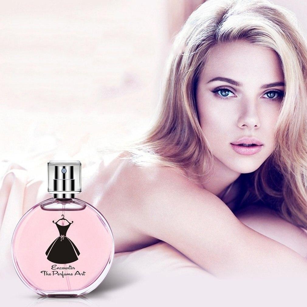 Women Perfumed Lasting Flower Fragrance Fresh Elegant Makeup Female Perfumed Women Cosmetics Natural Oriental Taste 50ml