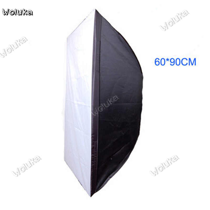 معدات التصوير بوين العام استوديو مصباح لينة صندوق إضاءة النسيج الحبيبية 60x90 مربع سوفت بوكس CD50 T03