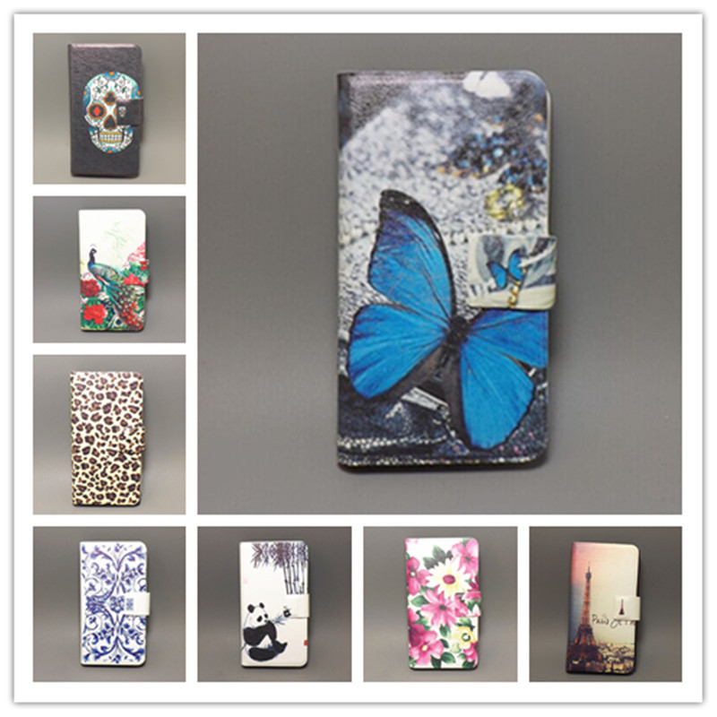 A3 A5 J1 J3 J5 2015 2016 Butterfly Leather Flip Cover Wallet Case for Samsung Galaxy S3 S4 S5 mini G530 G360 Core 2 Grand Prime
