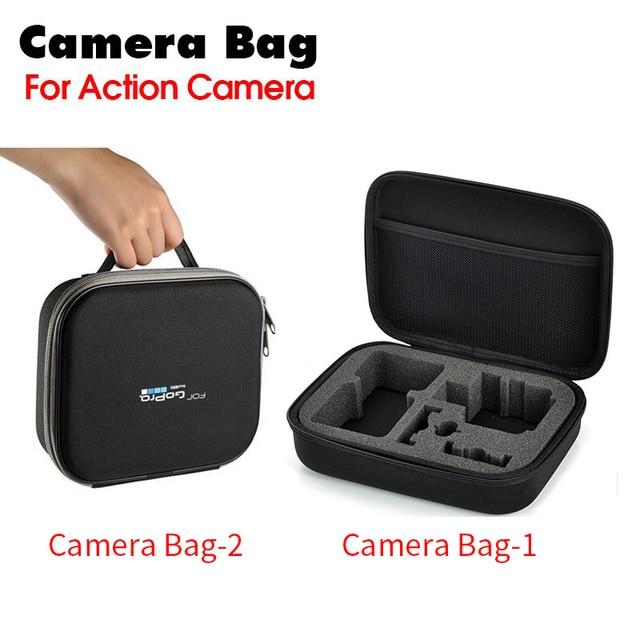Protective case box&camera bag for EKEN H8 H9 &GOPRO &SJCAM SJ4000 Series SJ5000 Series M20 Sj6 Sj7 Sports Action Cameras